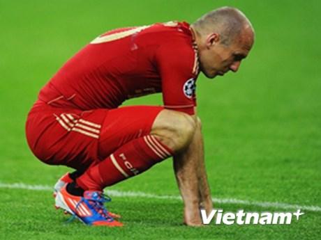 """Arjen Robben chia sẻ về cú sút phạt đền """"ác mộng"""""""