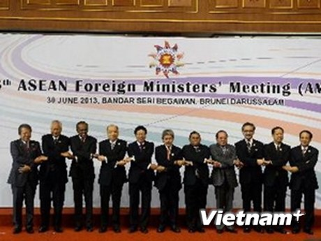 Báo chí Brunei đưa tin tích cực về Hội nghị AMM-46