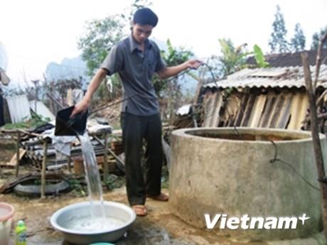 Nợ bạc triệu vì nước sạch