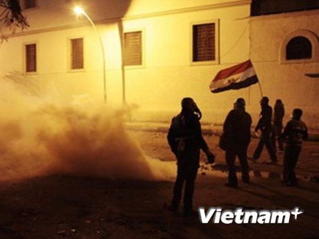 Ai Cập: Thương vong vụ đụng độ lên tới 400 người