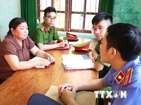 Quảng Bình: Giám đốc HTX bị bắt do tham ô hơn 256 triệu đồng