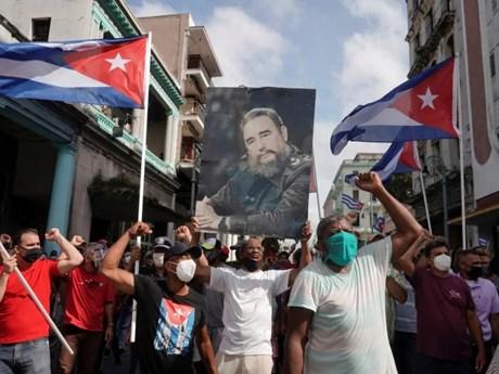 Trung Quốc kêu gọi Mỹ dỡ bỏ các biện pháp cấm vận đối với Cuba
