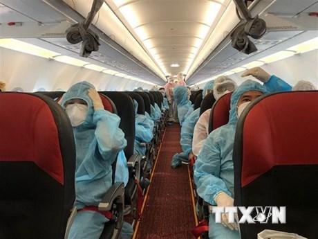 21.000 người Việt từ hơn 50 quốc gia và vùng lãnh thổ về nước an toàn