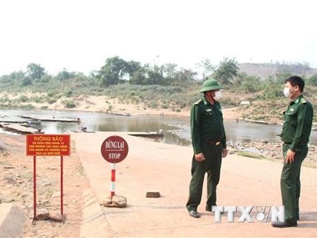 Thông tin về thay đổi trong quy định xuất nhập cảnh giữa Việt Nam-Lào