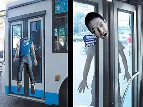 Những chiếc xe buýt lạ lùng khiến bạn không tin ở mắt mình | Chuyện lạ | Vietnam+ (VietnamPlus)