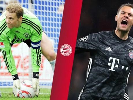 Những cầu thủ từng khoác áo Bayern Munich và Schalke 04