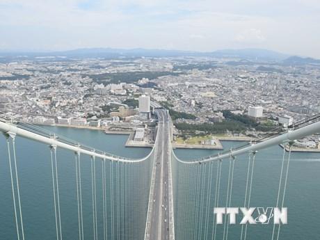 [Photo] Chiêm ngưỡng các công trình du lịch hạ tầng ở Nhật Bản