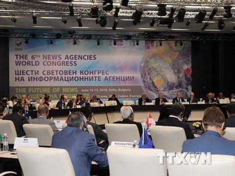 Phó Tổng Giám đốc TTXVN dự Đại hội Các hãng thông tấn Toàn Thế giới | Truyền thông | Vietnam+ (VietnamPlus)