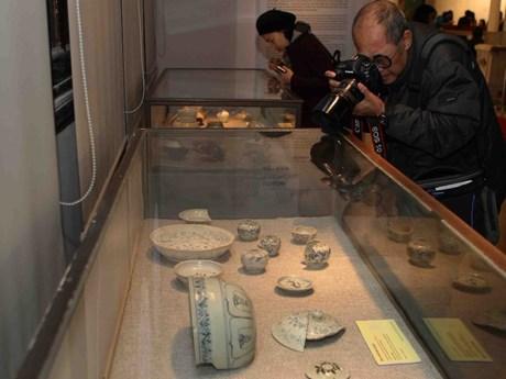 Khám phá 'Bí mật đại dương từ những con tàu cổ' tại Hà Nội