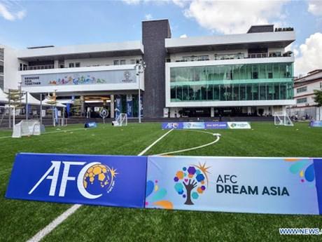 Dịch COVID-19: AFC đưa ra giải pháp phù hợp để phục hồi bóng đá châu Á | Bóng đá | Vietnam+ (VietnamPlus)