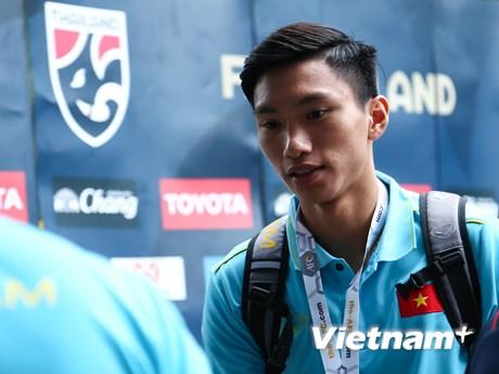 Lộ lý do thật sự khiến Đoàn Văn Hậu chia tay SC Heerenveen | Bóng đá | Vietnam+ (VietnamPlus)