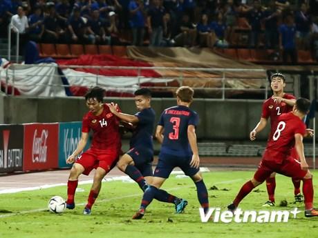 Huyền thoại Thái Lan tính kế giúp đội nhà bám sau Việt Nam để đi tiếp   Bóng đá   Vietnam+ (VietnamPlus)