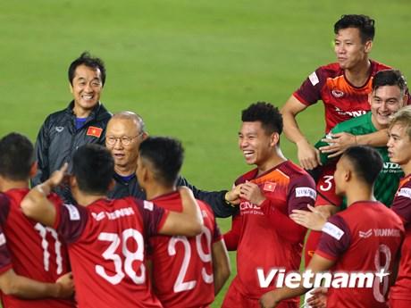 Kế hoạch của đội tuyển Việt Nam không bị ảnh hưởng bởi COVID-19