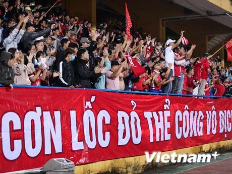 V-League 2021: Hai trận đấu không có khán giả để phòng dịch COVID-19