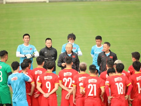 Đội tuyển Việt Nam chốt danh sách dự vòng loại World Cup 2022 tại UAE