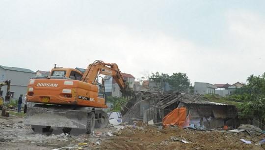 Giải phóng mặt bằng - 'nút thắt' đối với nhiều dự án ở Hà Nội
