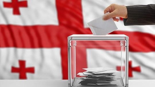 Gruzia tổ chức bầu cử vòng hai để quyết định 30 ghế trong Quốc hội