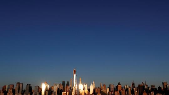 New York giữ vững vị thế trung tâm tài chính hàng đầu thế giới