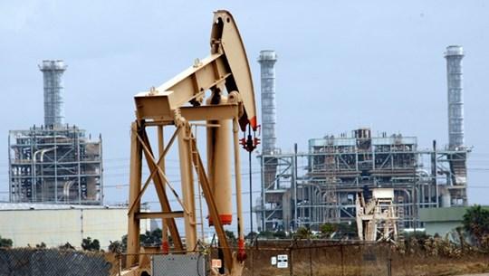 Căng thẳng tại Trung Đông tạo đà đi lên cho giá dầu phiên sáng 18