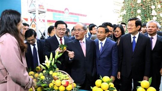 Lễ hội cam và các sản phẩm nông nghiệp Hà Tĩnh năm 2018