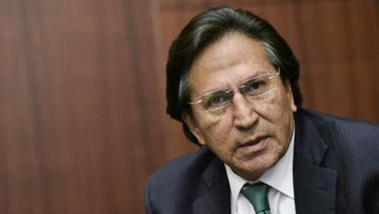 Cựu Tổng thống Peru Alejandro Toledo đã bị bắt giữ tại Mỹ