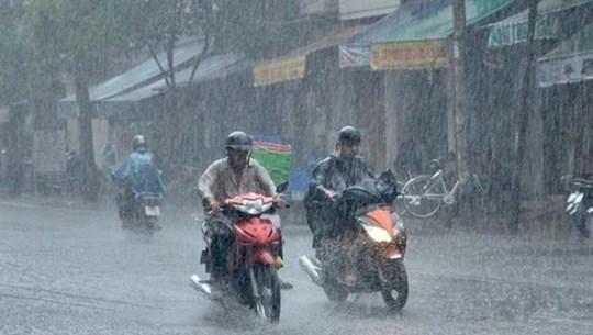 Bắc Bộ có nơi mưa rất to, vùng núi nguy cơ xảy ra lũ quét