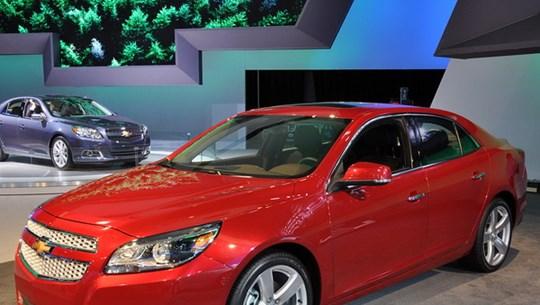 GM báo lỗi hàng chục nghìn xe Malibu đời 2013 và 2014