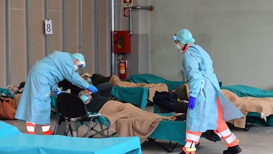 Số mắc và tử vong vì bệnh COVID-19 ở các nước đã vượt Trung Quốc