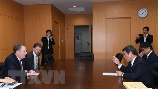 Thỏa thuận thương mại Mỹ-Nhật gặp trở ngại vào phút chót