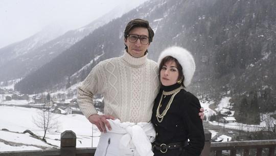 Lady Gaga lại bén duyên điện ảnh với phim về gia tộc thời trang Gucci