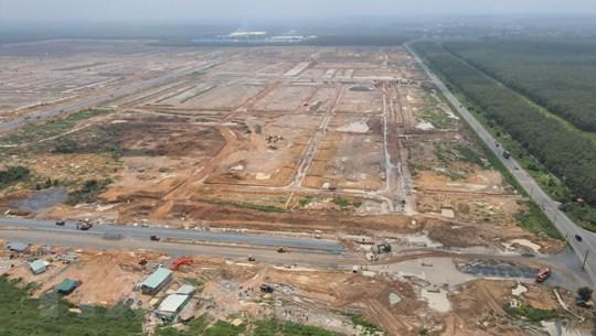 Thêm 655 tỷ đồng bồi thường, hỗ trợ dân vùng Dự án sân bay Long Thành