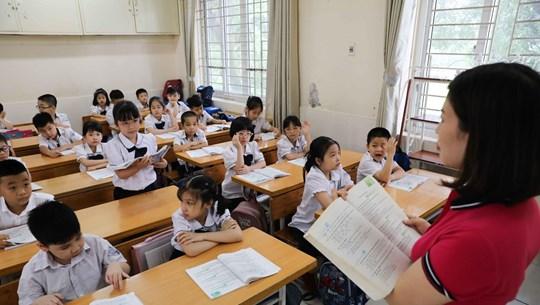 Bộ GD-ĐT đề nghị địa phương cấp độ dịch 1, 2 tổ chức học trực tiếp