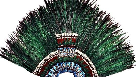 Bảo tàng Áo từ chối cho Mexico mượn mũ lông của đế chế Azteca