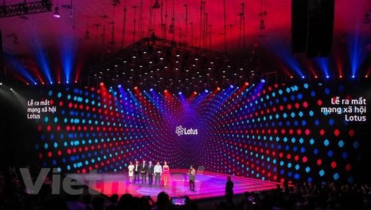 Mạng xã hội Lotus chính thức ra mắt, kỳ vọng 4 triệu người dùng 1 ngày