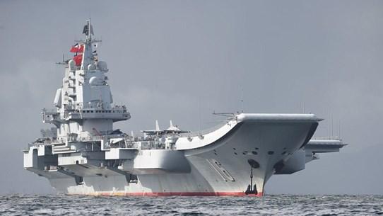 Tàu sân bay Trung Quốc lần thứ 5 liên tiếp đi qua vùng biển Nhật Bản