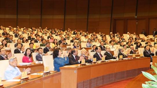 Hội đồng Bầu cử Quốc gia xác nhận 494 người đã trúng cử