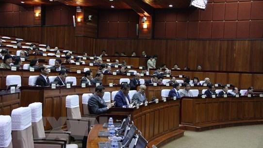 Ông You Hockry được bầu làm Phó Chủ tịch Quốc hội Campuchia