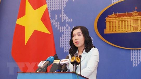 Việt Nam bình luận việc tuần duyên Mỹ thúc đẩy hiện diện tại Biển Đông
