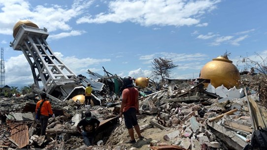 ASEAN tiếp tục hỗ trợ các nạn nhân động đất, sóng thần tại Indonesia