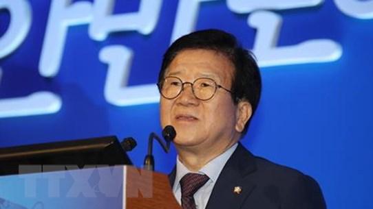 Chủ tịch Quốc hội Hàn Quốc Park Byeong-Seug sẽ thăm Việt Nam