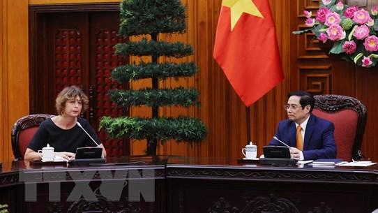 Đề nghị Hà Lan ủng hộ Việt Nam tiếp cận nguồn vaccine COVID-19