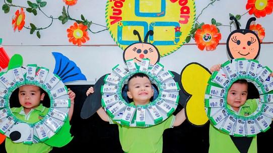 Đầu tư cho trẻ hôm nay để có nguồn nhân lực chất lượng trong tương lai