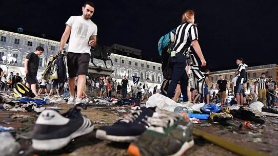 Chung kết Champions League: Hàng trăm cổ động viên Juventus bị thương