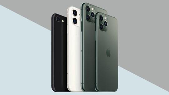Điểm mặt 5 mẫu iPhone Apple còn bán sau khi iPhone SE ra mắt