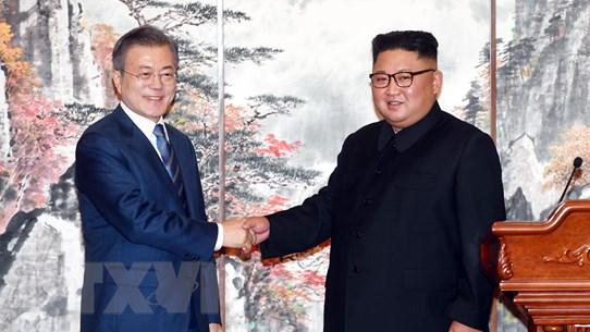 Triều Tiên 'im ắng' trong ngày kỷ niệm Tuyên bố chung Bình Nhưỡng