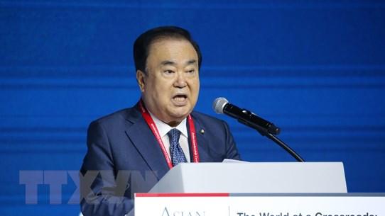 Hàn Quốc kêu gọi IPU ủng hộ nỗ lực hòa bình cho Bán đảo Triều Tiên