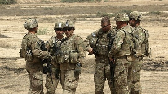 Mỹ đang bất lực nhìn Nga và Iran kiểm soát Syria và Trung Đông?