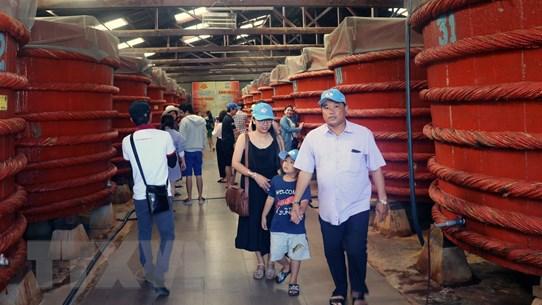 Nhà thùng Phú Quốc mong có tiêu chuẩn riêng cho nước mắm truyền thống