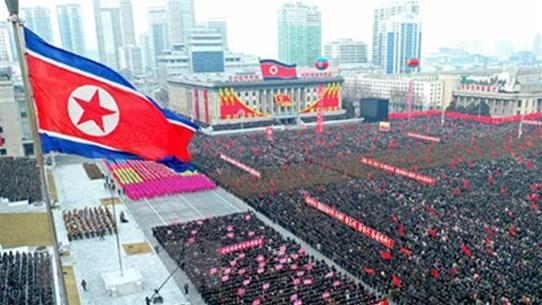 Điện mừng nhân kỷ niệm lần thứ 73 Quốc khánh Triều Tiên