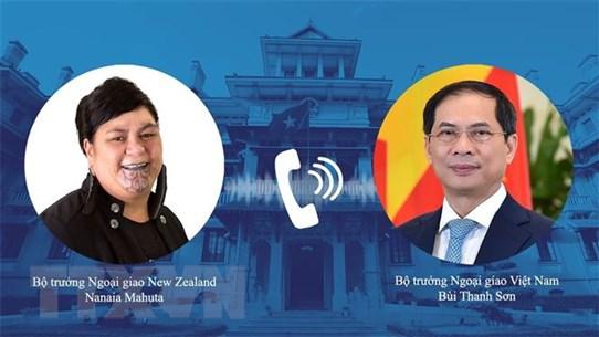 Việt Nam-New Zealand phối hợp chặt chẽ trong cơ chế hợp tác đa phương